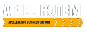 אריאל רותם - ייעוץ עסקי לסטרטאפים